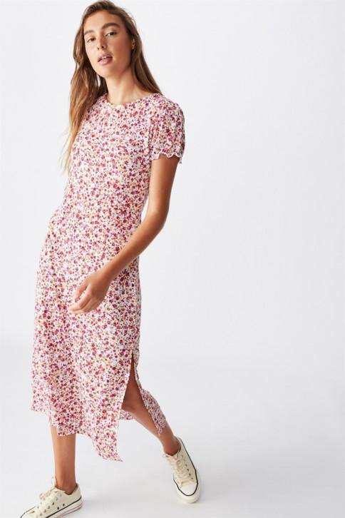 Đầm Midi Nữ - Mackayla Midi Dress