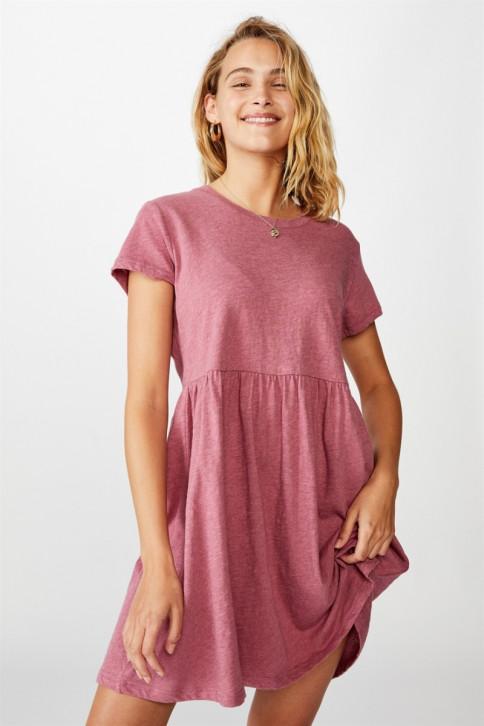Đầm Suôn Nữ - Tina Babydoll Tshirt Dress