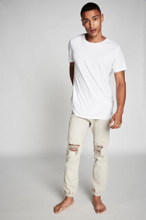 Quần Jeans Nam - Slim Denim Jogger