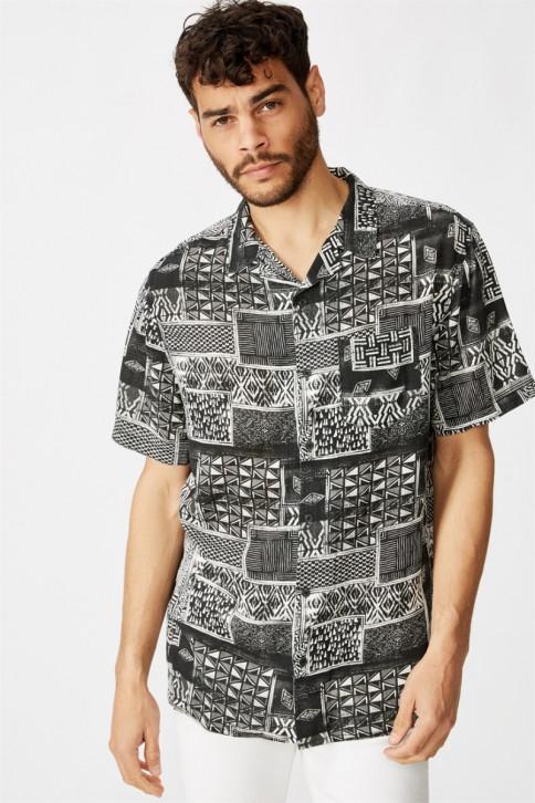 Áo Sơ Mi Ngắn Tay Nam - 91 Short Sleeve Shirt