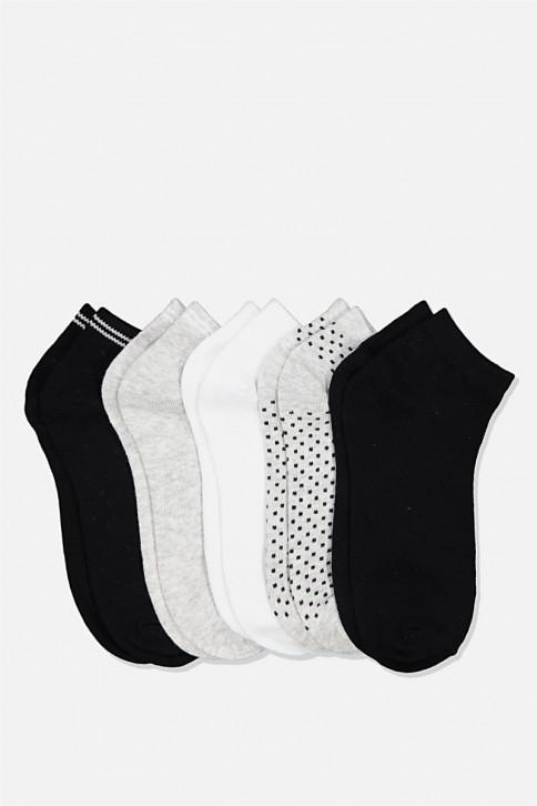 Vớ ngắn - 5Pk Ankle Sock