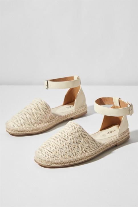Giày Bệt - Audrey Ankle Strap Espadrille