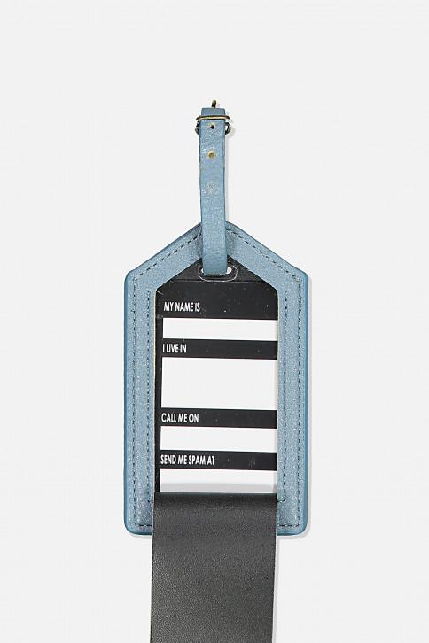 Thẻ hành lý - LUGGAGE TAG
